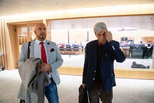 Landtag entscheidet über Ausschluss von AfD-Politikern Räpple und Gedeon