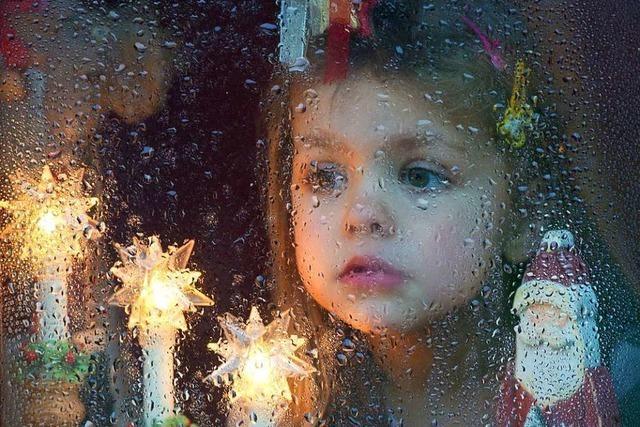 Graue statt weiße Weihnacht - es wird mild und nass im Südwesten
