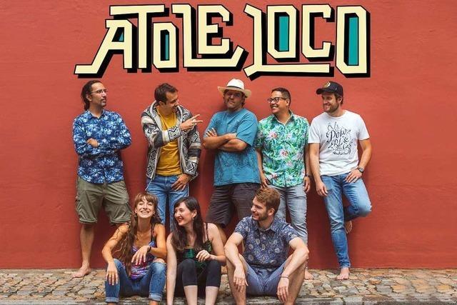 Freiburger Band Atole Loco nimmt erstes Album auf – und braucht Eure Hilfe
