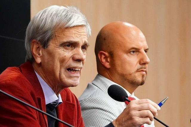 Ausschluss der AfD-Abgeordneten Räpple und Gedeon bleibt bestehen
