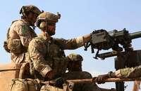 USA kündigen vollständigen Abzug ihrer Truppen an
