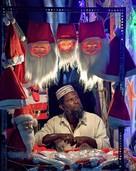 Weihnachtsmänner in Indien