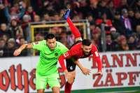 SC Freiburg zeigt beim 1:1 gegen Hannover keine positive Entwicklung