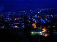 Fotos: Südlicher Breisgau bei Nacht