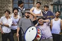 Band Ivan Ivanovich & The Kreml Krauts treten am Freitag, 21. Dezember, im alten Wasserwerk in Lörach auf