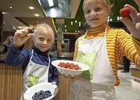 Gerne wieder: Kochkurse für Kinder