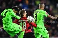 SC Freiburg zeigt gegen Hannover ein ziemliches Durcheinander