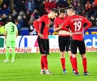 Rennen, dann ausruhen: Der SC Freiburg will zum Abschluss ein Erfolgserlebnis