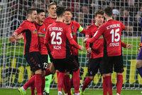 Liveticker: 1. FC Nürnberg – SC Freiburg 0:1