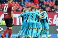 SC Freiburg entscheidet fußballerisch schwaches Spiel in Nürnberg mit 1:0 für sich
