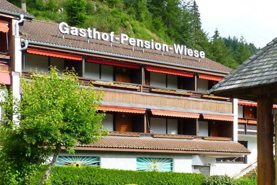 Was passiert mit dem Gasthof Wiese in ...Diese Frage war im Gemeinderat Thema.   | Foto: Sattelberger