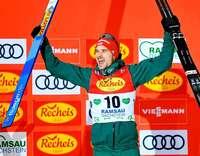 Fabian Rießle ist in Österreich Dauergast auf dem Podest