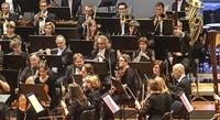 Mit dem Sinfonieorchester Villingen-Schwenningen in Donaueschingen