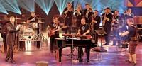 Christoph-Walter-Showorchester tritt am Freitag, 4. Januar 2019, im Haus des Gastes in Höchenschwand auf.