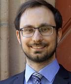 Dominic Cerrito gibt am Freitag, 28. Dezember, Prüfungskonzert in der Friedenskirche in Wehr