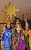 Könige singen für Kinder aus Peru