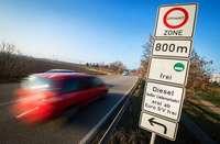 Ab Dienstag gilt in Stuttgart das erste flächendeckende Diesel-Fahrverbot