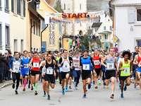Teilnehmerrekord beim Britzinger Silvesterlauf