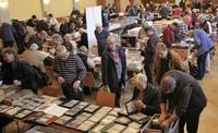 Ein Fest für Sammler von Marken und Münzen