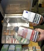 Ohne Geldtransporte läuft (fast) nichts