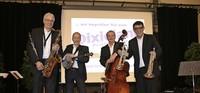 Dixieland-Konzert zum neuen Jahr