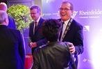 Fotos: Gemeinsame Rheinfelder Neujahrsfreude seit 20 Jahren