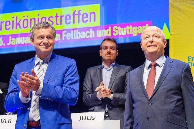 Kämpferische FDP will neue inhaltliche Akzente setzen