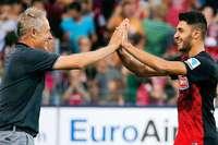 """Vincenzo Grifo: """"Ich wollte unbedingt dorthin zurück, wo ich meine bislang größten Erfolge hatte"""""""