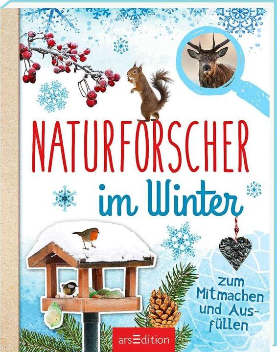 <BZ-Keyword>Eva Eich:</BZ-Keyword> Naturforscher im Winter.  | Foto: ars edition