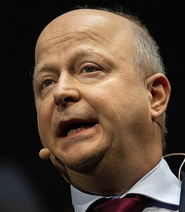 FDP-Landeschef Theurer  | Foto: dpa