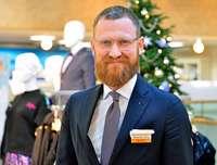 Alexander Entov ist Breuninger-Chef in Freiburg – und so war sein Jahr
