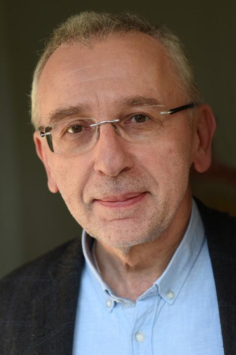 Jürgen Griesser  | Foto: Rita Eggstein