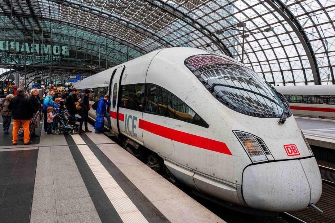 Wer Bahn fährt, hat leider viel Negatives zu berichten. (Symbolfoto)  | Foto: AFP