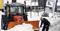 Schnee beschert Schülern längere Ferien