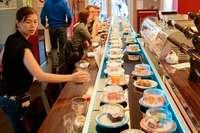Mai Sushi bietet Fisch-Reis-Häppchen