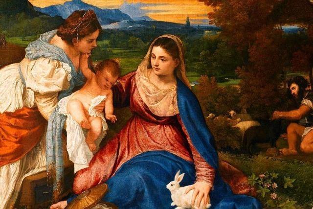 Tizian im Städel Museum