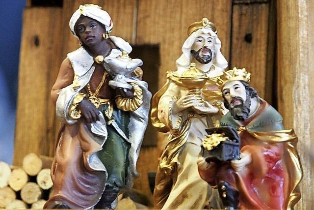 Die heiligen drei Könige – Weise aus dem Morgenland