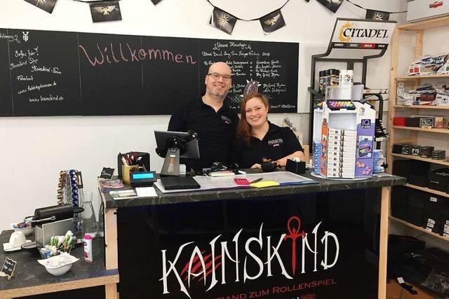 Kainskind: Neues Ladengeschäft in der Innenstadt für Rollenspieler eröffnet