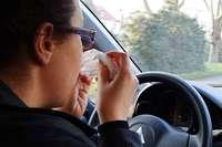 Schwörstadt: Lkw-Fahrer niest und verreißt das Steuer