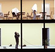 """""""Hotel Strindberg"""" wird nach der Premiere in Wien nun am Theater Basel aufgeführt"""