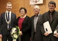 Flubacher wird Ehrenbürger