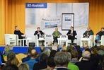Fotos: BZ-Kandidatentalk zur Bürgermeisterwahl in der Feldberghalle