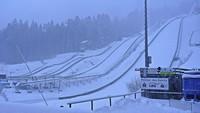 Reger Flugverkehr in Hinterzarten und Schonach