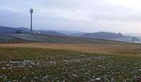 Spuren eines Riesen in der Landschaft