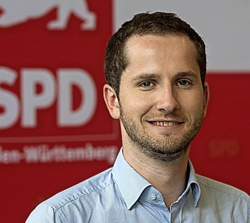 Leon Hahn, Ex-Landeschef der Jusos    | Foto: dpa