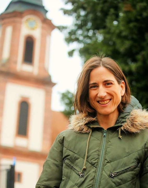 Carola Goetsch ist seit Januar verantw...rogramm des VHS-Angebots in Ettenheim.  | Foto: Sandra Decoux-Kone