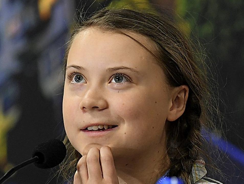 Greta Thunberg   | Foto: skazynski
