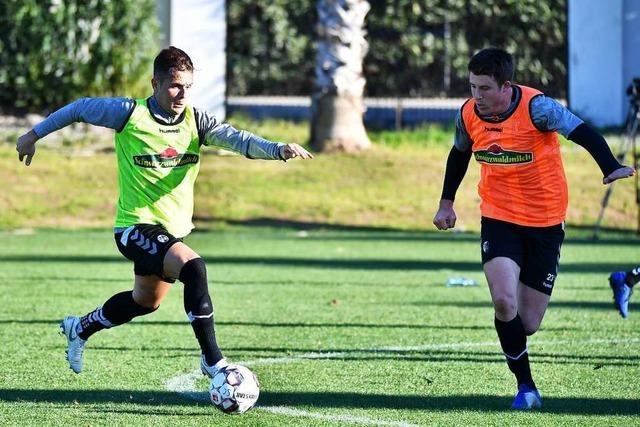 SC Freiburg bereitet sich auf Testspiele gegen Mainz vor