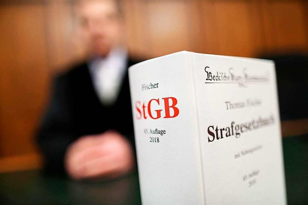 Was ist ein Richter?  | Foto: Oliver Berg