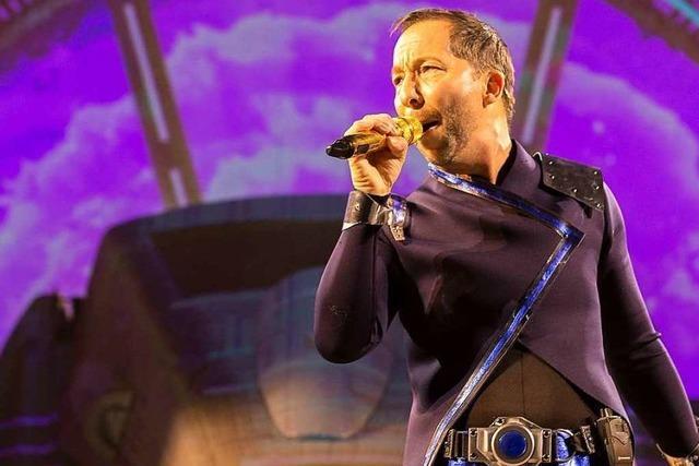 DJ Bobo startet seine KaleidoLuna-Tour im Europa-Park